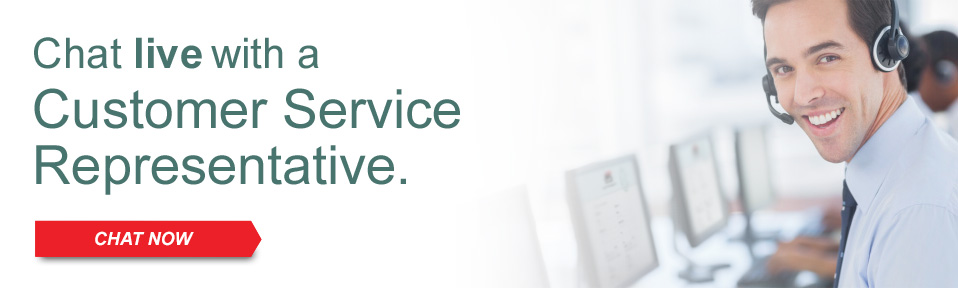 Chat live with a customer service representative.